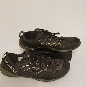 Merrell Barefoot Vibram men's shoes size 10.5